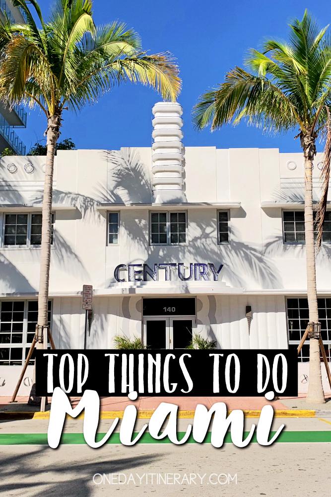 Miami, Florida - Top things to do