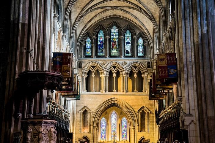 Saint Patrick's Cathedral, Dublin 2
