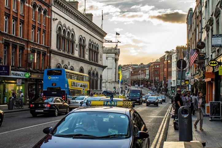 Streets od Dublin