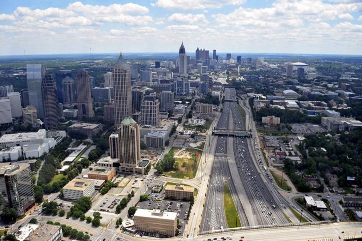 Atlanta Skyline