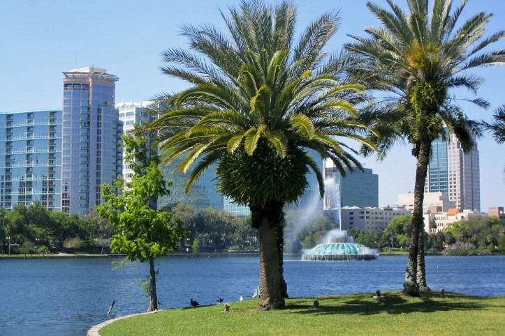 Lake Eola, Orlando
