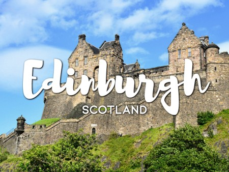 One day in Edinburgh Itinerary