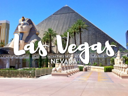 One day in Las Vegas Itinerary