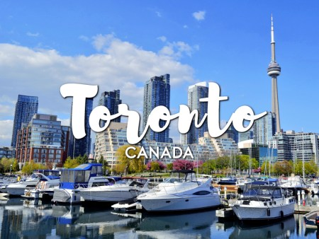 One day in Toronto Itinerary