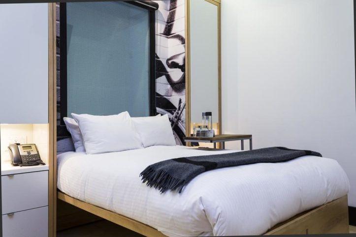 The Beverley Hotel Room