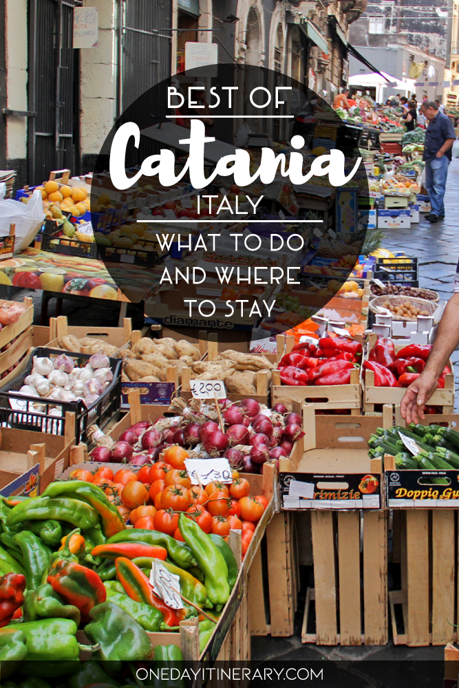 Best of Catania, Italy - What to do and where to stay