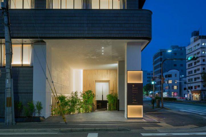 Hotel Kanra Kyoto Exterior