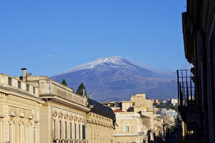 Mt Etna