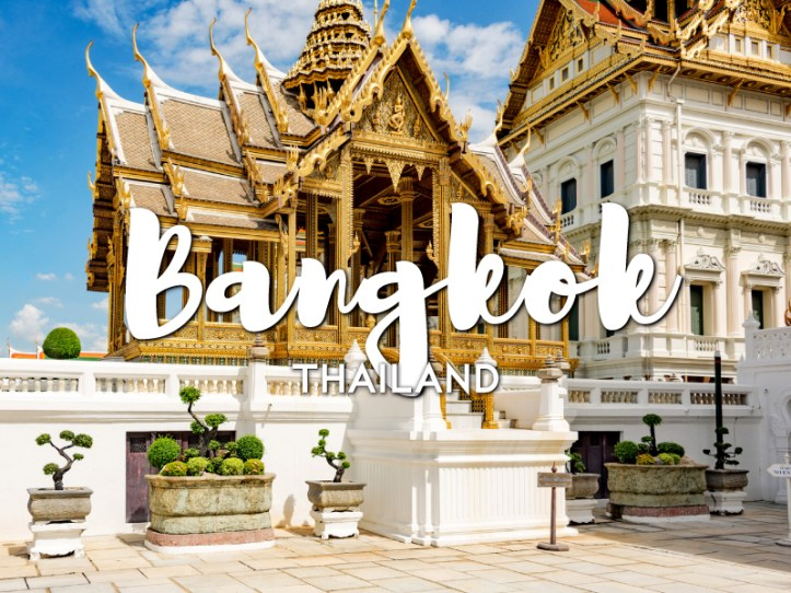 One day in Bangkok Itinerary
