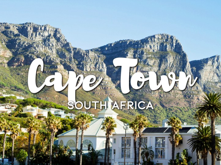 One day in Cape Town Itinerary