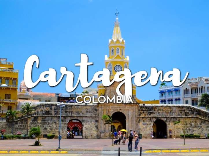 One day in Cartagena Itinerary