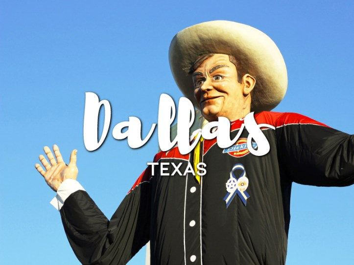 One day in Dallas Itinerary