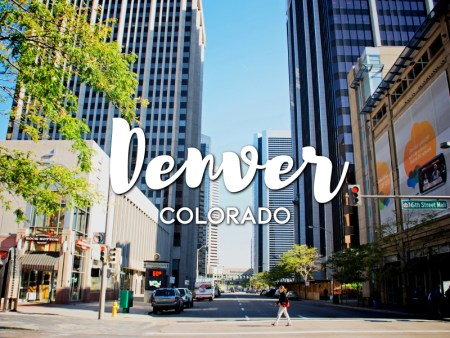 One day in Denver Itinerary