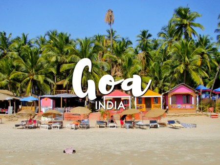 One day in Goa Itinerary