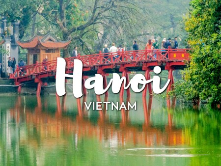 One day in Hanoi Itinerary