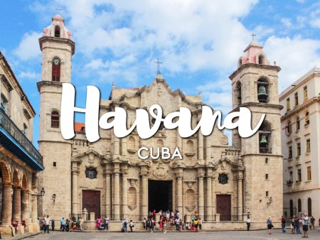 One day in Havana Itinerary
