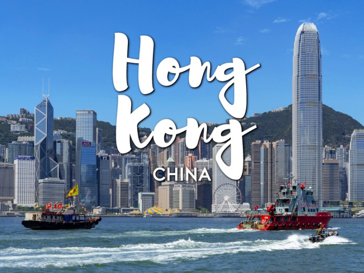 One day in Hong Kong Itinerary