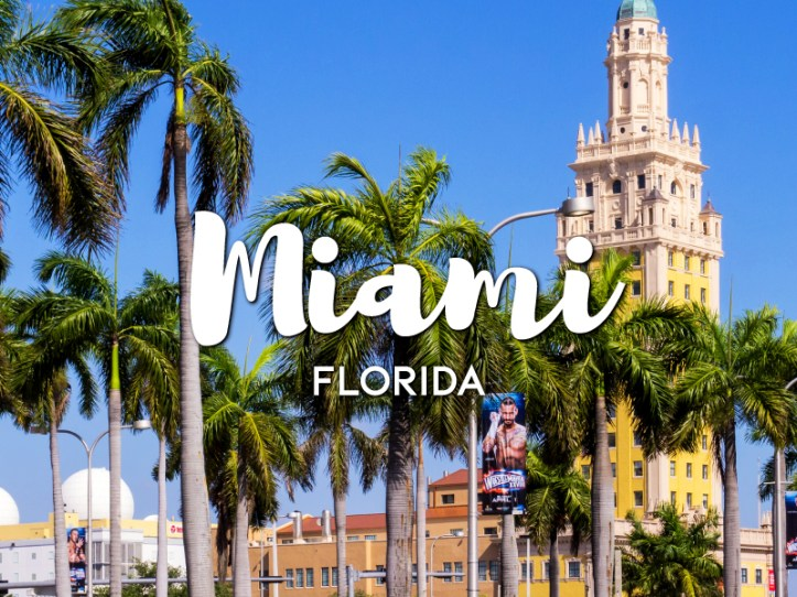 One day in Miami Itinerary