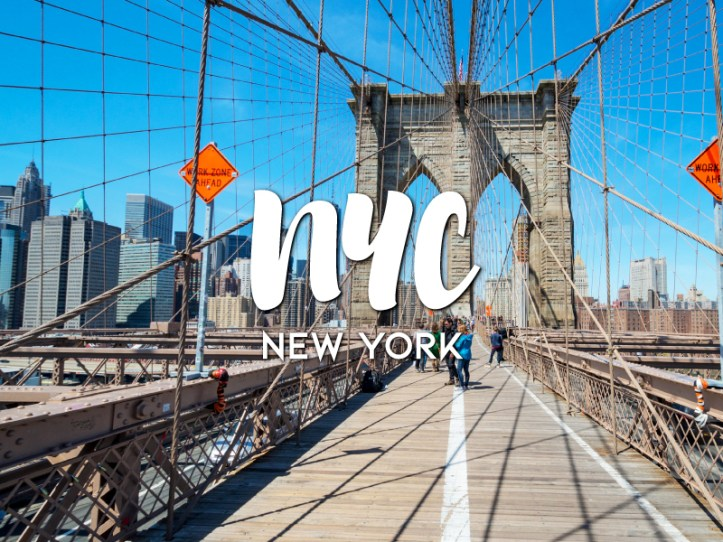 One day in New York City Itinerary