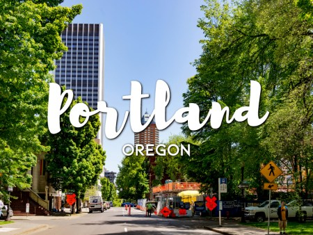One day in Portland Itinerary