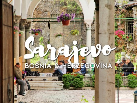 One day in Sarajevo Itinerary
