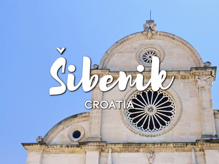 One day in Sibenik Itinerary