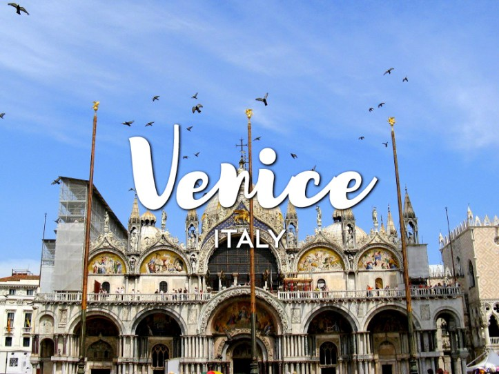 One day in Venice Itinerary