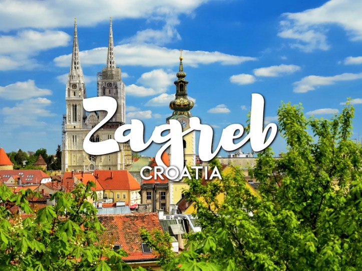 One day in Zagreb Itinerary