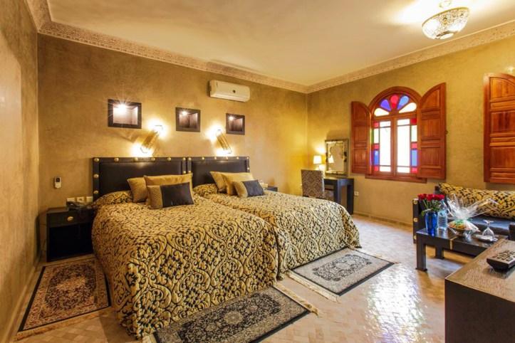 Riad Andalib Room