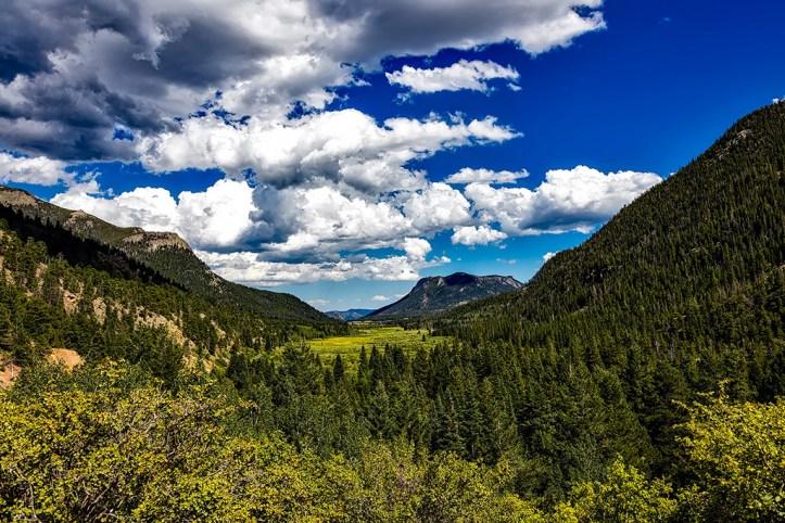 Rocky Mountain National Park 1