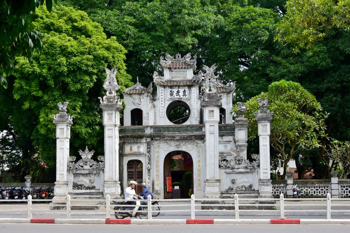 The Quan Thanh Temple