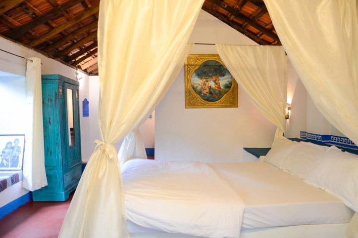 Woke Hostel - Arpora Room