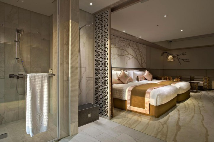 arTree hotel Room