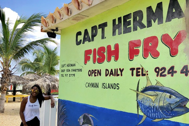 Captain Herman's, Grand Cayman