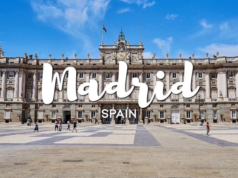 One Day in Madrid Itinerary – Top Things to Do in Madrid, Spain