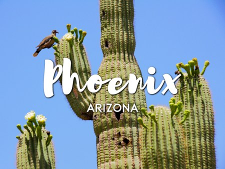 One day in Phoenix Itinerary 2
