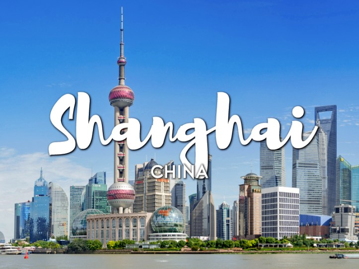 One day in Shanghai Itinerary