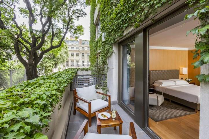 Palacio Duhau - Park Hyatt Buenos Aires Room