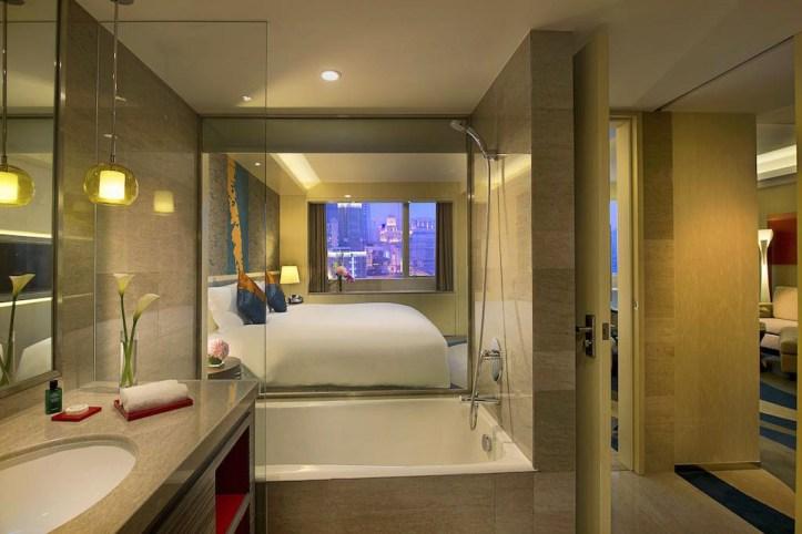 Sofitel Shanghai Hyland Room
