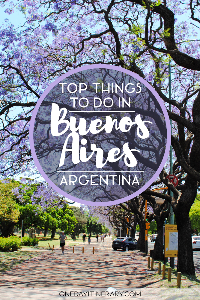 Top things to do in Buenos Aires, Argentina