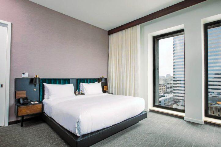 Fairlane Hotel Room