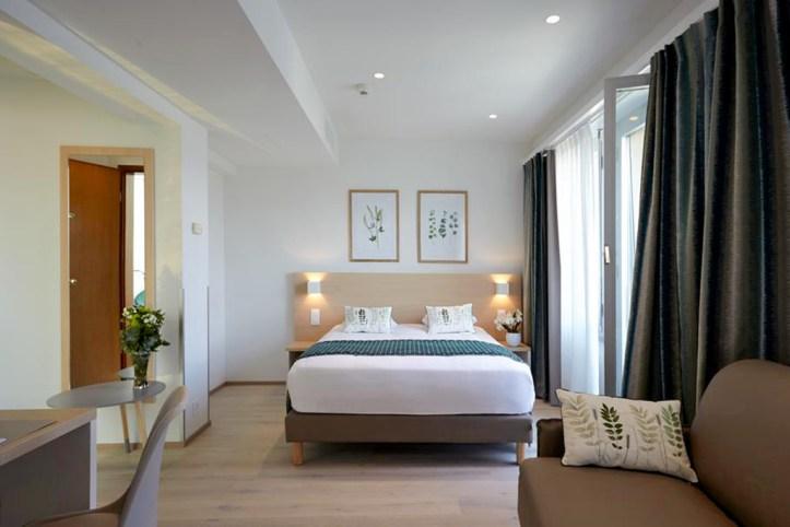 Hotel Suisse Room