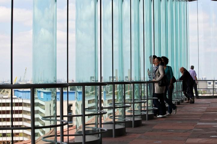 Museum aan de Stroom Terrace