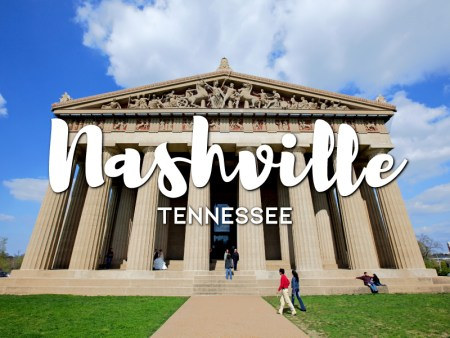 One day in Nashville Itinerary