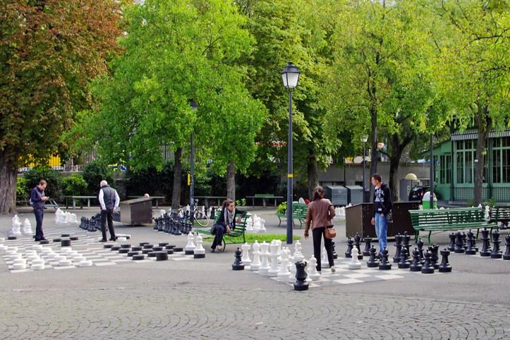 Promenade des Bastions
