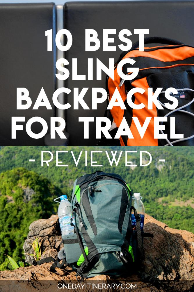 10 Best Sling Backpacks for Travel_Reviewed