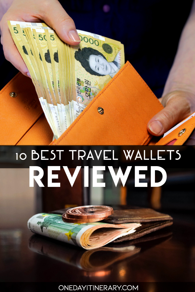 10 Best Travel Wallets - Reviewed