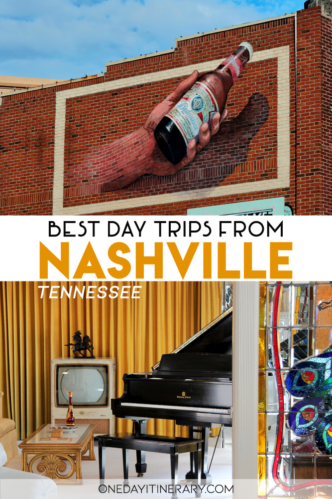 Best day trips from Nashville, Tennessee