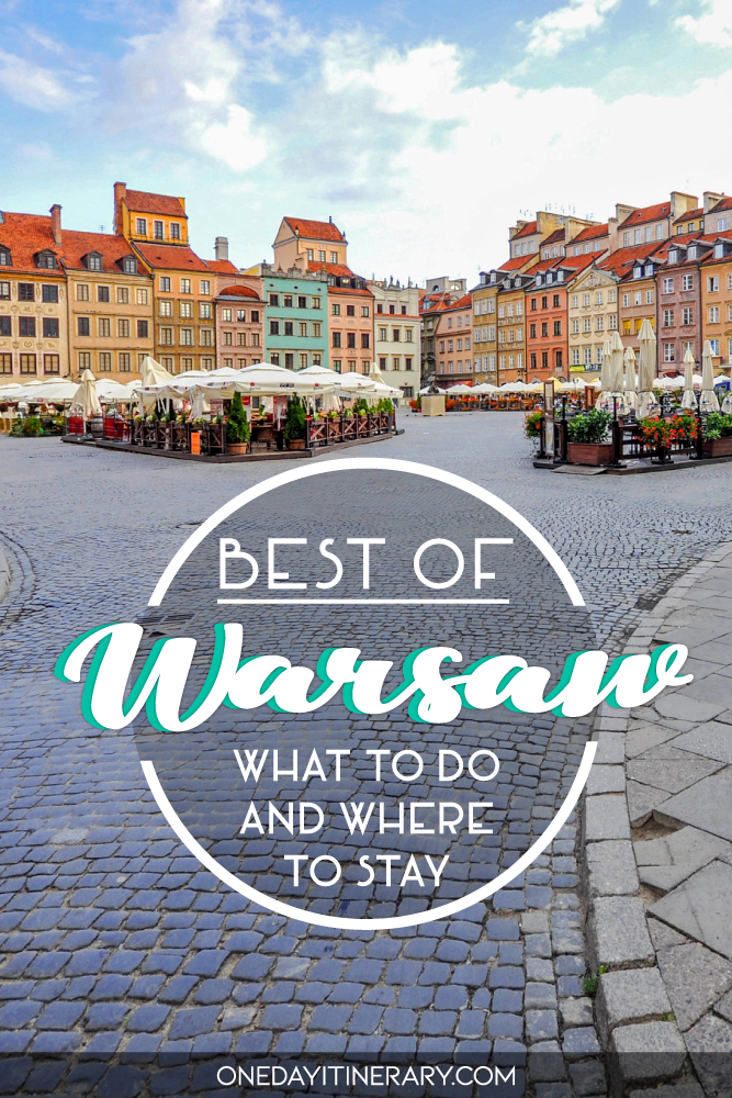 Best of Warsaw - What to do and where to stay