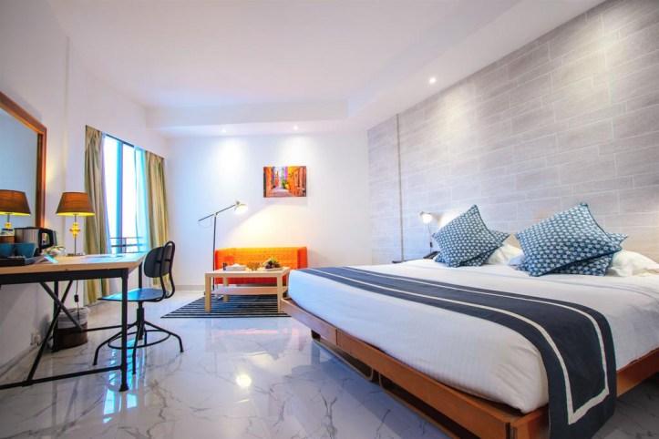 Bin Majid Beach Hotel Room